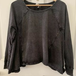 Free People Long Leave Shirt
